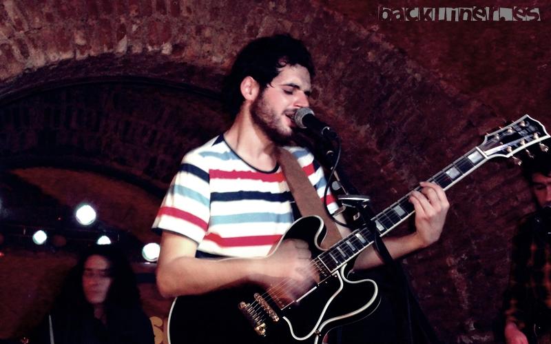 Crónica del concierto de Willy Naves en Murcia