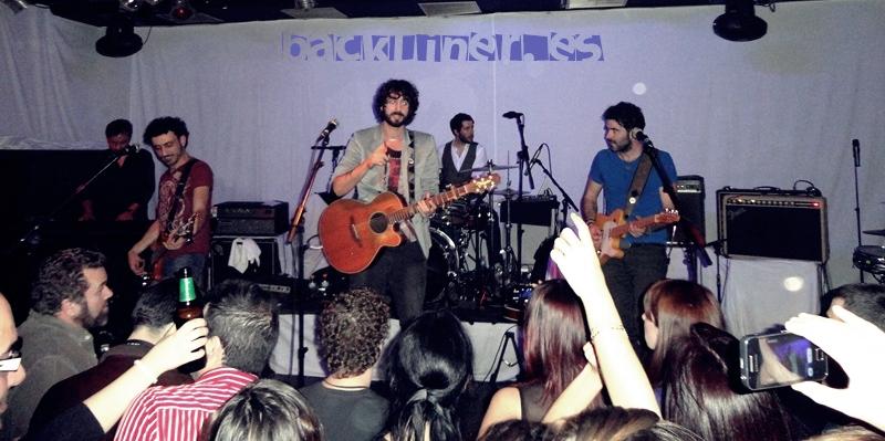 IZAL lo entrega todo en Murcia, concierto muy recomendado