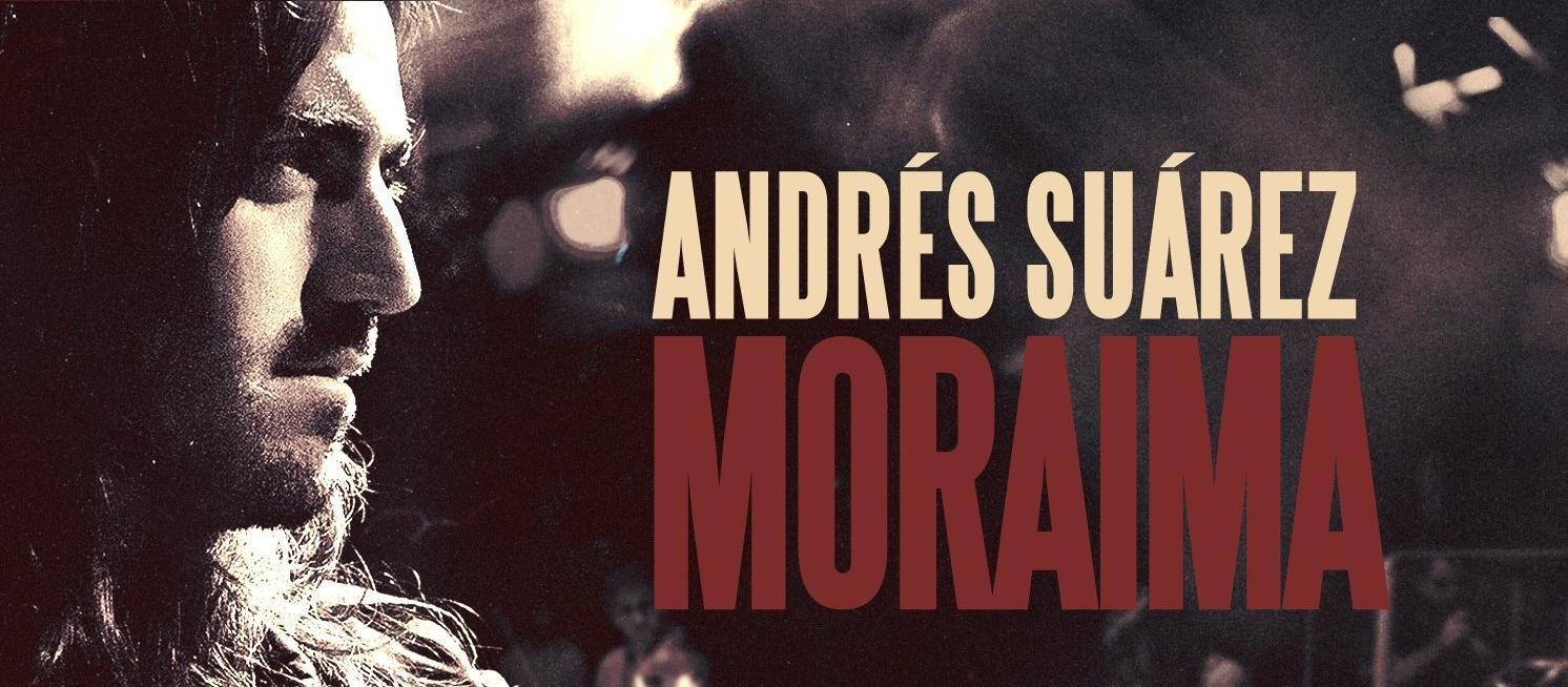 Escuchando Andrés Suárez – Moraima